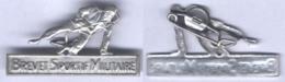 Insigne Du Brevet Sportif Militaire ( Mat 49 ) - Armée De Terre