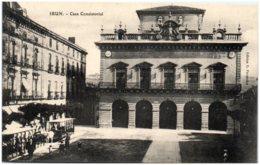 IRUN - Casa Consistorial - Spagna