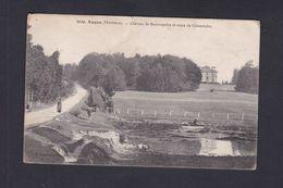 Augan (56) Chateau De Beaurepaire Et Route De Campeneac (Mary Rousseliere  42537) - Other Municipalities