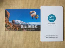 Myway Hotel, Abama Terraces Luxury Apartments,hot Balloon - Cartas De Hotels