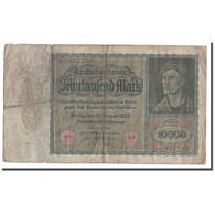 Billet, Allemagne, 10,000 Mark, 1922, 1922-01-19, KM:70, TB+ - 10000 Mark