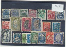 1242 Estonia Estland Estonie Used Collection Set 21 Stamps Michel Price 49,6 Euros - Estonia