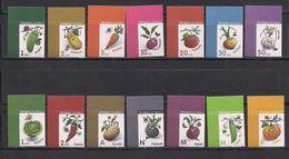 Belarus. 2020  Definitives. Vegetables. Mi 1351 - 64 Corner - Bielorussia