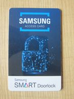 Samsung Access Doorlock Card - Hotelsleutels (kaarten)