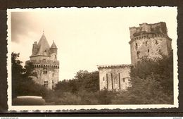 PHOTO ORIGINALE AOUT 1938 - PRES DE VANNES FORTERESSE DE LARGOET LES TOURS D'ELVEN - MORBIHAN (56) - Lugares