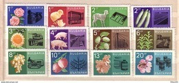 1967 Economic Achievable  12 V.-MNH   Bulgaria / Bulgarie - Bulgarie