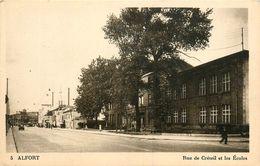 Alfort * Rue De Créteil Et Les écoles - Maisons Alfort
