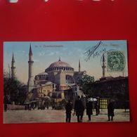 CONSTANTINOPLE SAINT SOPHIE TIMBRE LEVANT - Turkije