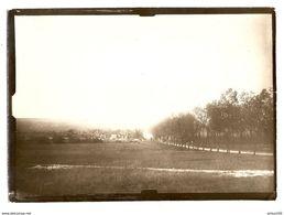 PHOTO 1915 (VOIR DOS) 13 X 18 Xm - ROUTE DE MONTDIDIER VERS CONCHY LES POTS OISE (60) - Lugares