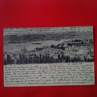 CONSTANTINOPLE CORNE D OR TIMBRE LEVANT - Turkije
