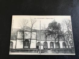 1459 - ILE DE GROIX L'Eglise Du Bourg - Groix