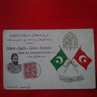 TURQUIE ZELLICH CONSTANTINOPLE VIVE LA CONSTITUTION JUILLET 1908 - Turkije