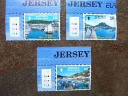 2004  Tourism    SG =   1132 /1133 And 1135    MNH ** - Jersey