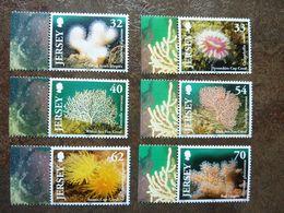 2004  Sealife    SG =   1163 / 1168   MNH ** - Jersey