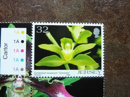 2004  Orchid    SG =   1143  MNH ** - Jersey