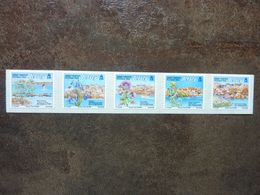 2004  Offshore Reefs    Adhesive Stamps   SG =  1180 / 1184    MNH ** - Jersey