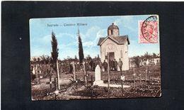 CG45 - Italia - Sagrado .- Cimitero Militare - Cementerios De Los Caídos De Guerra