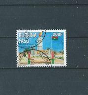 Timbre Oblitére Du Burkina Faso 2013 - Burkina Faso (1984-...)