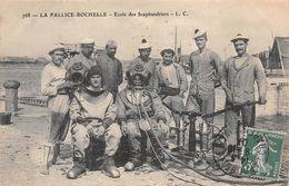 17 - LA PALICE - ROCHELLE - Ecole Des Scaphandriers - La Rochelle