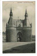 CPA- Carte Postale-Belgique-Malines -  Porte De Bruxelles VM18809 - Mechelen