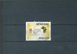 Timbre Oblitére Du Sénégal  2017 - Senegal (1960-...)