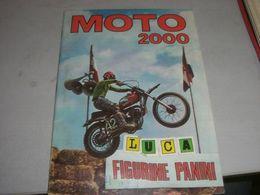 ALBUM FIGURINE PANINI MOTO 2000 - Panini