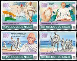 NIGER 2020 - Salt March, 4v. Official Issue [NIG200122c] - Minerals