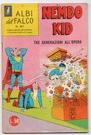 "Albi Del Falco ""Nembo Kid"" (Mondadori 1965) N. 501 - Super Heroes"