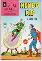 "Albi Del Falco ""Nembo Kid"" (Mondadori 1965) N. 502 - Super Heroes"