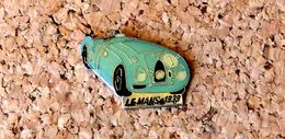 Pin's BUGATTI 57C 1939 JP WIMILLE - Verni époxy - Fabricant Inconnu - Pin's