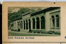 Carte Neuve Illustrée N° 182 - 033 C ( BAD RAGAZ Dorfbad ) - Entiers Postaux