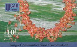 Tonga, TO-TCC-UCM-0004_0712, Pito'ingalau, Flowers, 2 Scans - Tonga