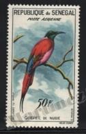 Senegal 1960 Yvert Airmail 31, Fauna. Bird, Bee-Eater - MNH - Senegal (1960-...)
