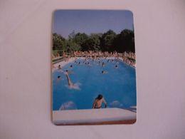 Taipas Turitermas Caldas Das Taipas Portugal Portuguese Pocket Calendar 1988 - Calendars