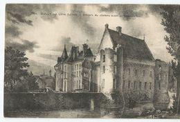 CPA [45] Loiret > Sully Sur Loire - Gravure Du Château Avant Sa Restauration - Sully Sur Loire