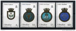 1983 GIBILTERRA SERIE COMPLETA ** - Gibraltar