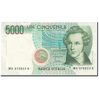 Billet, Italie, 5000 Lire, 1985, 1985-01-04, KM:111a, NEUF - 5000 Lire