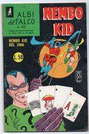 "Albi Del Falco ""Nembo Kid"" (Mondadori 1966) N. 522 - Super Heroes"