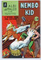 "Albi Del Falco ""Nembo Kid"" (Mondadori 1966) N. 526 - Super Heroes"