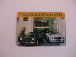 Siampauto Mercedes Portugal Portuguese Pocket Calendar 1993 - Kalender