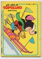 Albi Di Topolino (Mondadori 19756 N. 1136 - Disney