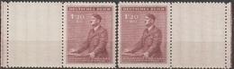 11/ Bohemia & Moravia; ** Nr. 76 - Stamps With Coupon - Bohême & Moravie