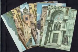Thèmes - Lot De Sept Cartes Vatican - Publicité Actiphos, Doloderm, Globiron - Laboratoire Roger Bellon Paris - B/TB - - Gesundheit