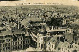 029 448 - CPA - France (02) Aisne - Saint-Quentin - Vue Panoramique - Saint Quentin