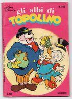 Albi Di Topolino (Mondadori 19756 N. 1182 - Disney