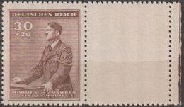 9/ Bohemia & Moravia; ** Nr. 74 - Stamp With Coupon - Bohême & Moravie