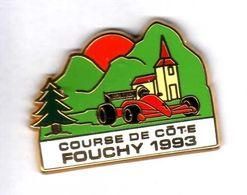 Pin's  Ferrari Course De Cote De Fouchy 1993 - Ferrari