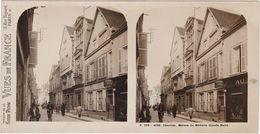 Eur Et Loir : CHARTRES : Maison Du Médecin Claude Huvé : ( Photo Stéréoscopique ) - Vues De France - - Stereoscopic