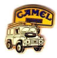 Pin's  Camel Trophy Zamac A.B - Otros