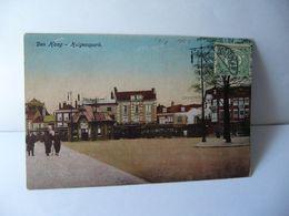 DEN HAAG HUIGENSPARK  LA YAYE PAYS BAS HOLLANDE NOORD HOLLAND CPA 1921 - Den Haag ('s-Gravenhage)